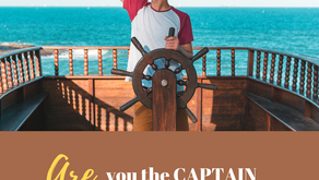 Ep 297: Are you the CAPTAIN of the ship?