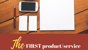 245: The FIRST product/service I'd offer in a NEW BUSINESS