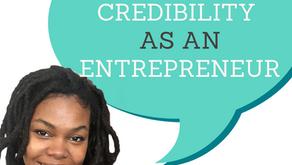 Ep 154: How to establish CREDIBILITY as an entrepreneur