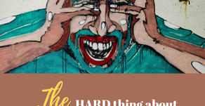 Ep 195: The HARD thing about HARD things