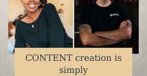 Ep 285: CONTENT creation is simply COMMUNICATION