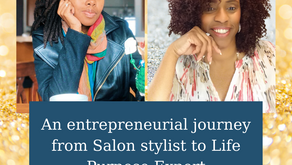 Ep 194: An entrepreneurial journey from Salon stylist to Life Purpose Expert