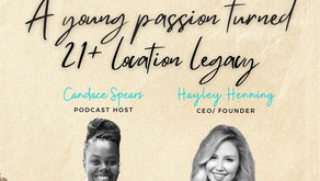 S2 Ep 15 A young passion turned 21+ location legacy [w/ Hayley Henning]