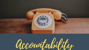 Ep 205: Accountability called and you didn't answer?!?!