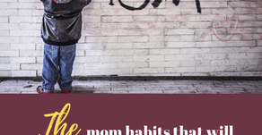 Ep 191: The mom habits that will blossom in the NEW Year