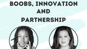 S2 Ep 05 Boobs, Innovation & Partnership [w/ Joani DiCampli]