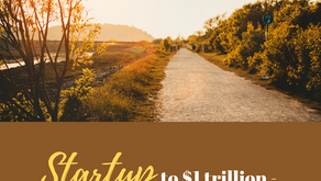 Ep 212: Startup to $1 trillion -The path traveled