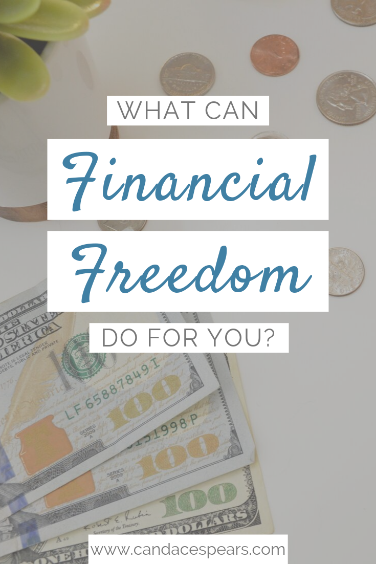 What can Financial Freedom do for you?