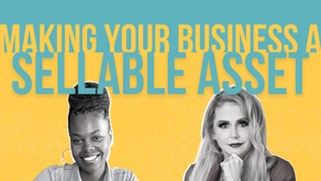 S3 Ep 18  Making your business a SELLABLE ASSET [ w/ Michelle Seiler Tucker]