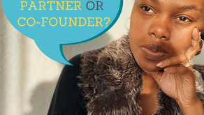 Ep 160: Do I need a business PARTNER or CO-FOUNDER?