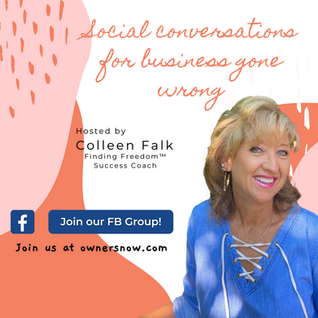 Social Conversations for Business Gone Wrong