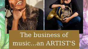 Ep 292: The business of music...an ARTIST'S HUSTLE