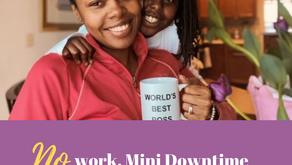 Ep 298: No Work. Mini Downtime. Kid Moment