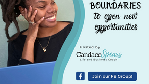 Setting work BOUNDARIES to open new opportunities