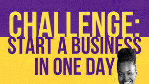 S3 Ep 15 Challenge: Start a business in ONE day