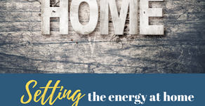 Ep 184: Setting the energy at home that keeps everyone open to dreams and not pissed off