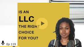 Ep 119: Is an LLC the right choice for you?