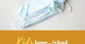 Ep 269: Kids home....school cancelled...PRODUCTIVITY?!?!