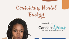 Conserving Mental Energy