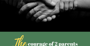 Ep 198: The courage of 2 parents w/ 1 autistic child