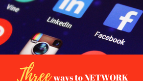 Ep 239: Three ways to NETWORK on LINKEDIN