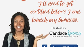 """Myths of Full-Time Entrepreneurship: """"I'll need to get certified before I can launch my business."""""""