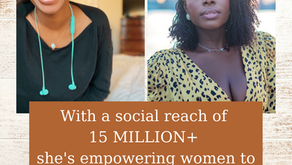 """Ep 222: With a social reach of 15 MILLION+ she's empowering women to """"JUST DO"""""""