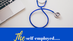 Ep. 270: The self-employed...winning health insurance selection!