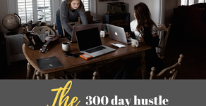 Ep 300: The 300 day hustle for life change (Season Finale)