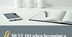 Ep 261: A MUST-DO when becoming a FULL-TIME entrepreneur