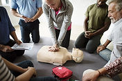 First Aid Training by Office Compliance Management, London UK