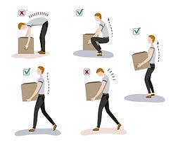 Manual Handling at Work Training, London UK