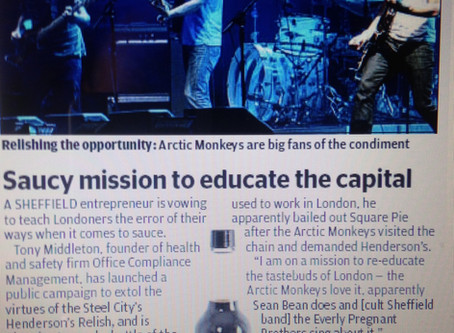 Office Compliance Management Gets Into The London Evening Standard