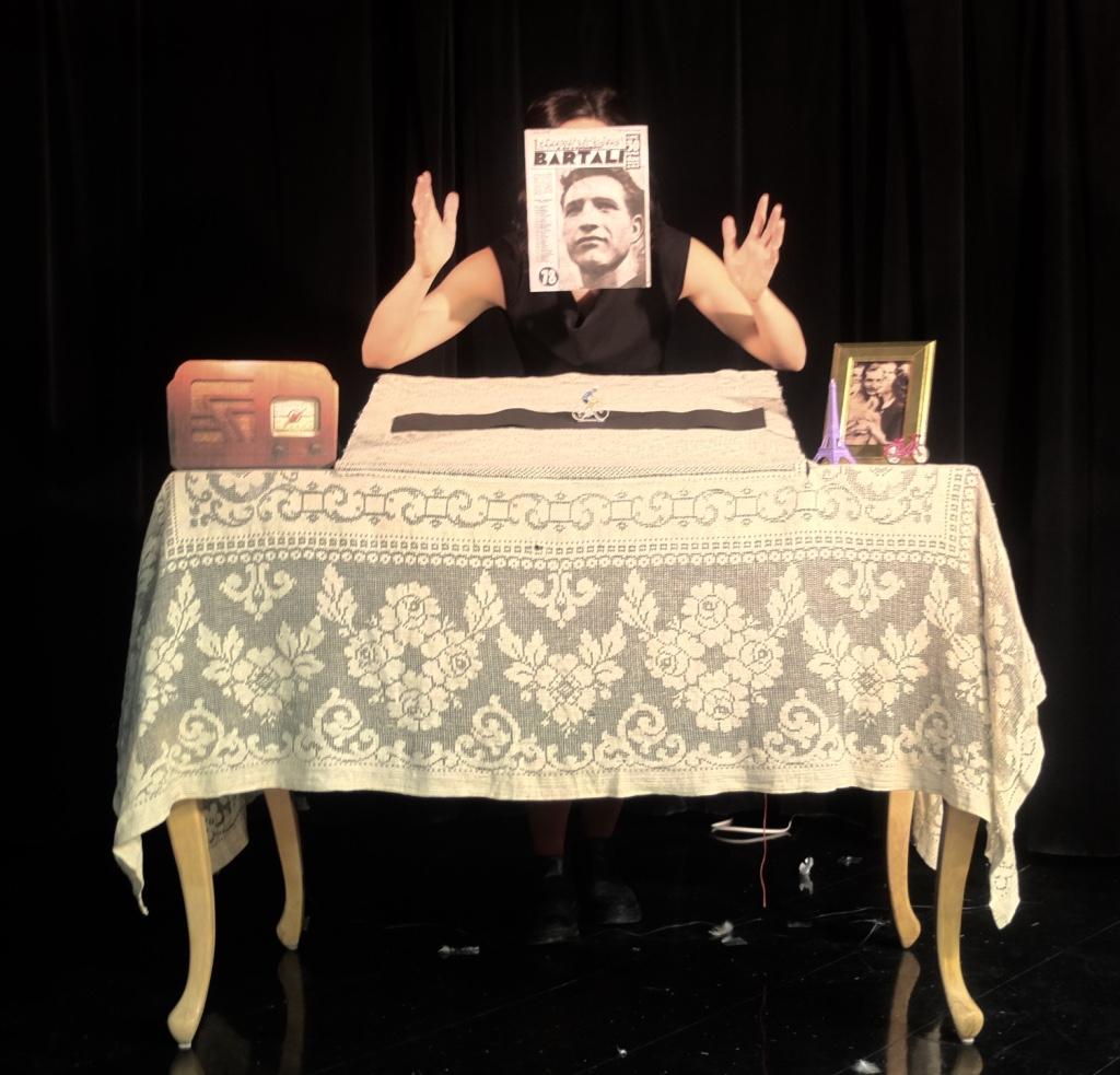 La Petite histoire de Gino Bartali