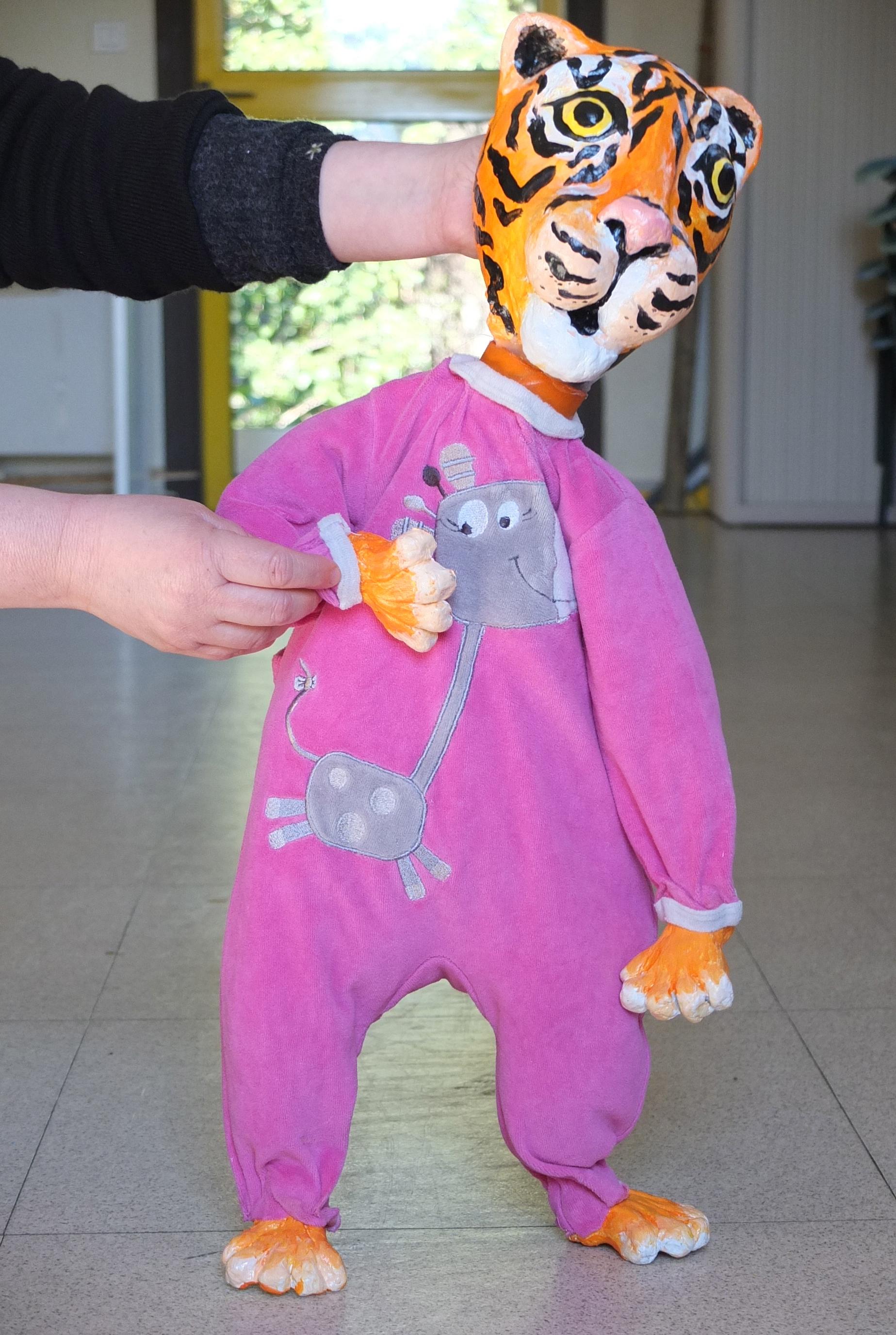 Marionnette de Table