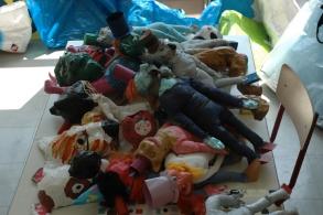 Marionnettes de table