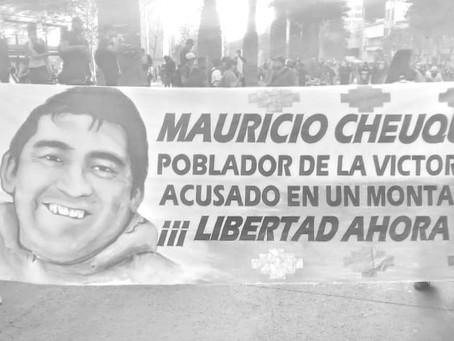 Mauricio Cheuque: Uno de los tantos casos de injusticia de la revuelta popular