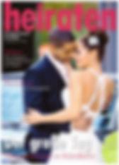 Foto Kleer in der Zeitschrift Heiraten