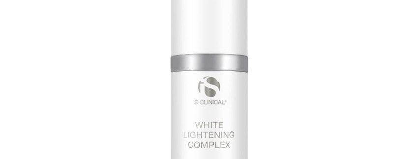 iS CLINICAL WHITE LIGHTENING™ COMPLEX 美白淨斑瑩亮複合乳霜