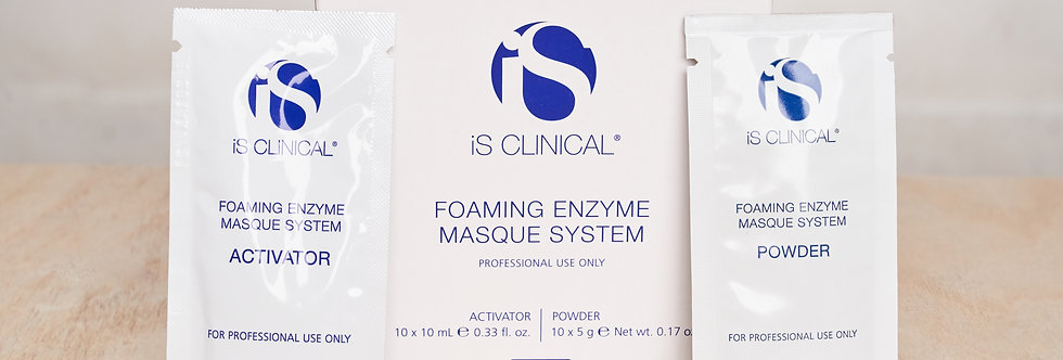 iS Clinical Foaming Enzyme Masque System 酵素碳酸注氧面膜