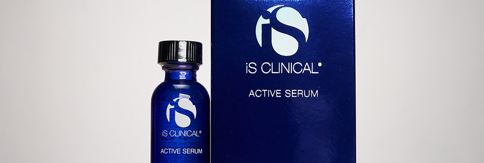 iS Clinical Active Serum 淨白護膚精華