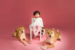 寵物陪伴小孩成長的好處