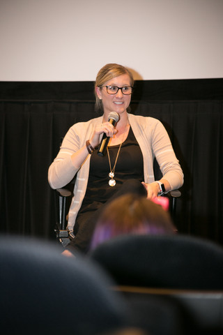 Geena Davis Institute screening of autism documentary Extraordinary People with Paige Morrow of Extraordinary Ventures