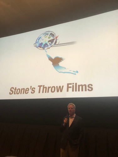 Stone's Throw Films documentary screening in Merrick, NY with Extraordinary Ventures