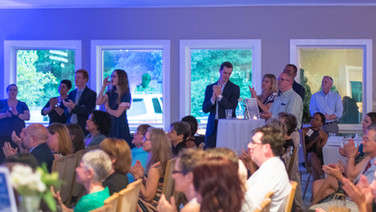 Extraordinary People film screening with Chapel Hill Chamber of Commerce