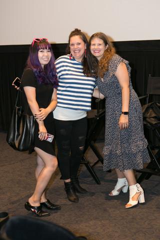 Geena Davis Institute screening of autism documentary Extraordinary People