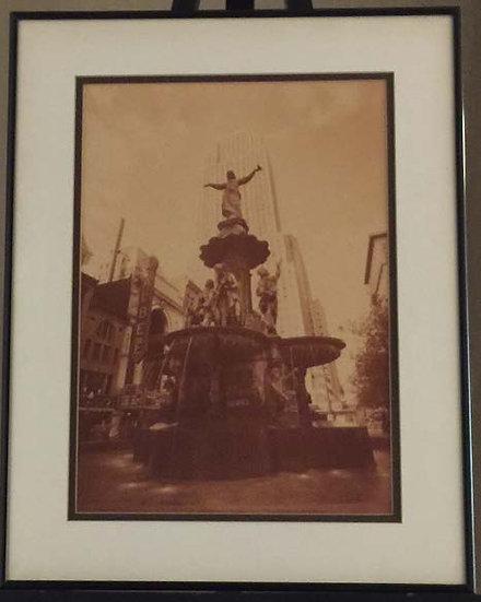 Tyler Davidson, Tyler Davidson Fountain, Fountain Square Cincinnati, Cincinnati, Anthony Hille