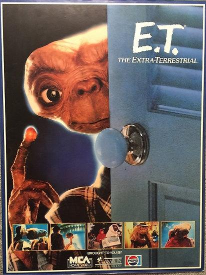 ET Pepsi Poster