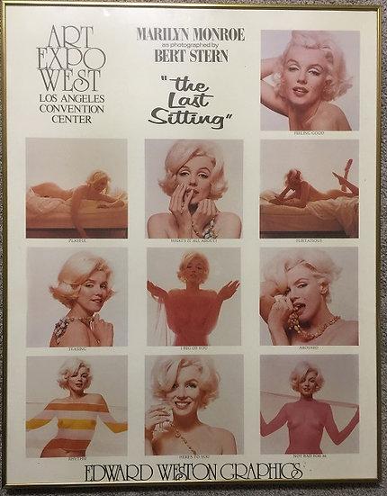 Marilyn Monroe- Last Sitting