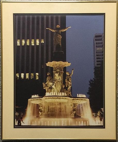 Cincinnati's Genius of Water